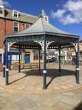 Newbiggin bandstand Royalty Free Stock Image