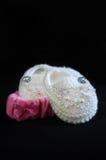 Newborn ботинки Стоковые Изображения