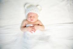 Newborn медведь младенца Стоковое фото RF