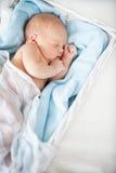 Newborn младенец стоковое фото