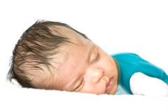 newborn спать Стоковые Фото