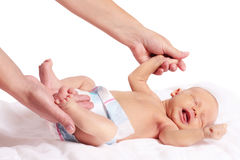 Newborn Stock Photography