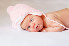 Newborn Royalty Free Stock Photo