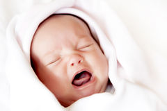 Newborn Stock Photo