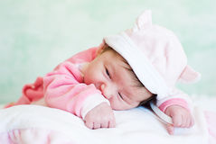 Newborn royalty free stock photography