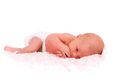 Newborn Stock Image