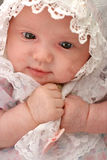 Newborn. Baby girl Stock Photography