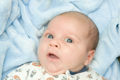 Newborn Royalty Free Stock Photos