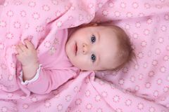 newborn Fotografering för Bildbyråer