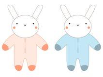Newborn babies Royalty Free Stock Photo