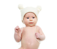 Newborn baby Royalty Free Stock Image