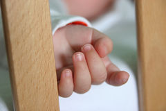 Newborn baby Stock Photos