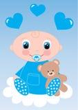 Newborn baby or baby shower Stock Photo