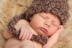 Free Newborn Baby Boy Stock Photo - 19931860