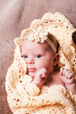 Newborn baby Royalty Free Stock Photo