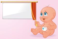 Newborn baby inauguration Royalty Free Stock Photos