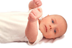 Newborn child Royalty Free Stock Photos