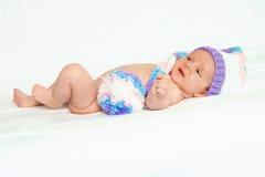 The newborn child Stock Photo