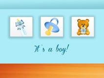 Newborn Royalty Free Stock Images
