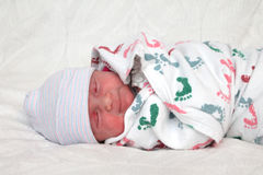 Newborn Infant Royalty Free Stock Images