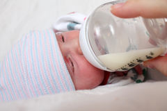 Newborn Infant Stock Photos