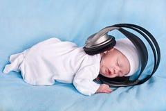 The newborn kid Royalty Free Stock Photo