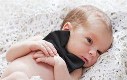 Newborn men Stock Photo