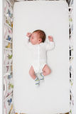 Newborn small boy Royalty Free Stock Image