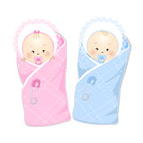 Newborns Arkivfoton