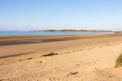 Newborough beach Royalty Free Stock Photography
