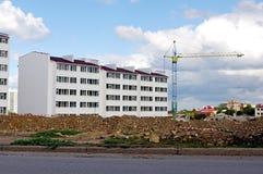 Newbuilding Stock Photo