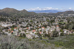 Newbury park Kalifornia fotografia royalty free