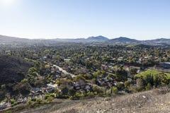 Newbury Park la Californie Images stock