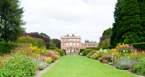 Newby Hall and gardens Stock Photo