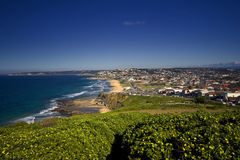 Newcastle (1) brzegowy widok Zdjęcia Royalty Free
