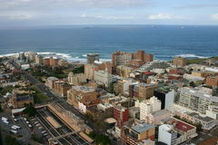 Newcastle by Air Stock Photos
