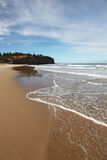 Newcastle Australia. Redhead Beach - Newcastle Australia. Redhead is one of Newcastle's beautiful beaches, the coastal city is Australia's second oldest city Royalty Free Stock Photography