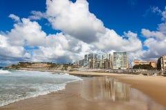 Newcastle Beach - Newcastle NSW Australia Stock Photography