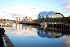 Newcastle em cima de tyne Imagem de Stock Royalty Free