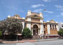 Newcastle gmach sądu Fotografia Stock