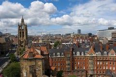 Newcastle, Inglaterra Imagenes de archivo