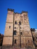 Newcastle kasztel Newcastle na Tyne zdjęcia royalty free