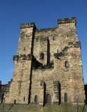 Newcastle Keep. Old Keep of Newcastle upon Tyne in England royalty free stock image