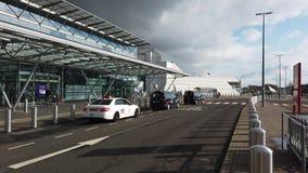 Newcastle na Tyne, Anglia, Zjednoczone Królestwo Powierzchowność lotnisko międzynarodowe zbiory