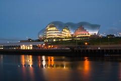 Newcastle op de Tyne Royalty-vrije Stock Fotografie