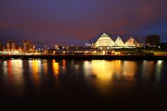 Newcastle - opera Royalty Free Stock Photo