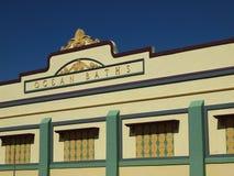 Newcastle-Ozean-Bäder Lizenzfreies Stockfoto