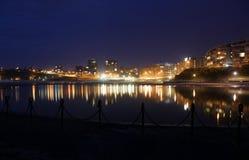 Newcastle-Strand - Australien Lizenzfreies Stockbild