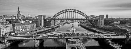 Newcastle sur Tyne image stock