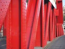 Newcastle sur Tyne, Angleterre, Royaume-Uni Le pont d'oscillation est un pont d'oscillation au-dessus de la rivière Tyne photo libre de droits